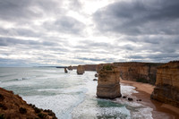 Australia, Great Ocean Road, Sea Stacks, Twelve Apostles